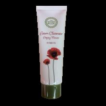 Sữa rửa mặt tạo bọt sạch sâu The Nature Book Foam Cleanser Poppy Flower
